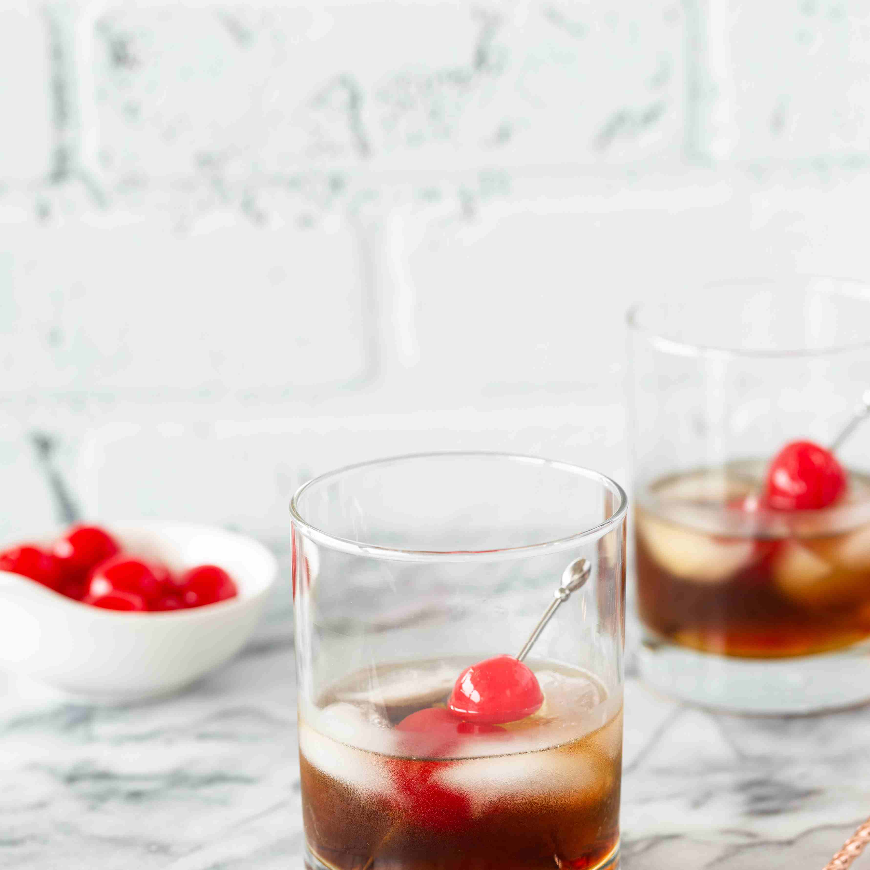 Black Russian Vodka And Coffee Cocktail Recipe