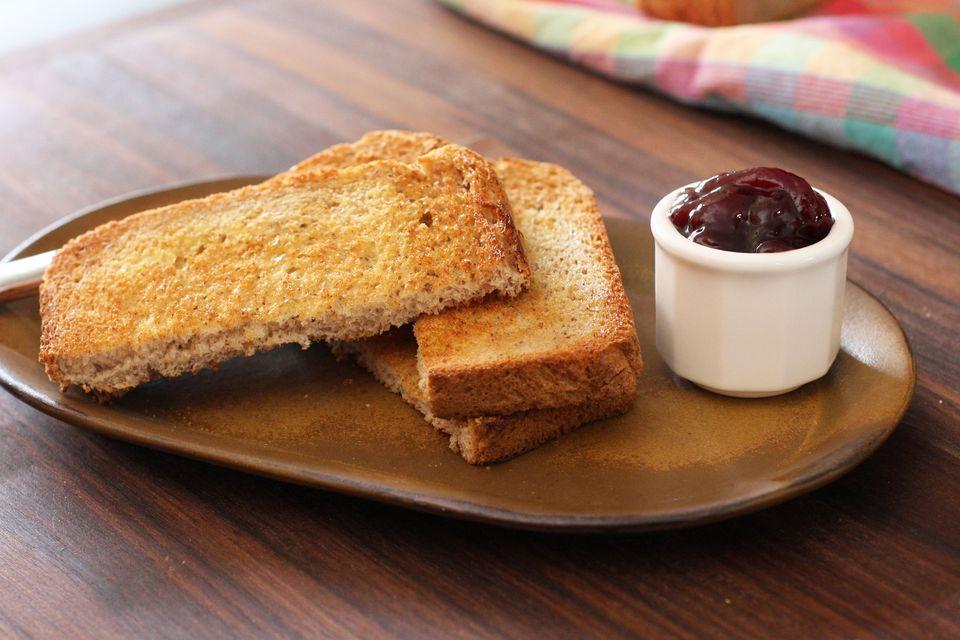 Wheat Cornmeal Bread