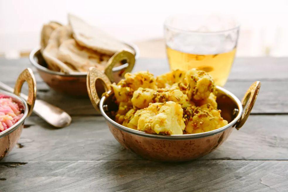 Vegan Indian Cauliflower Curry