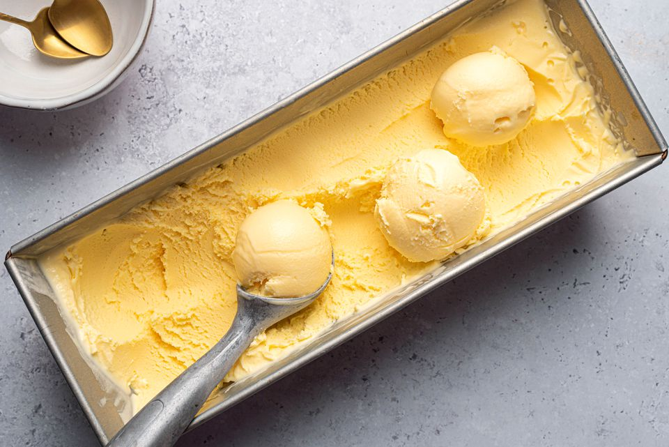 Creamy Southern Buttermilk Ice Cream