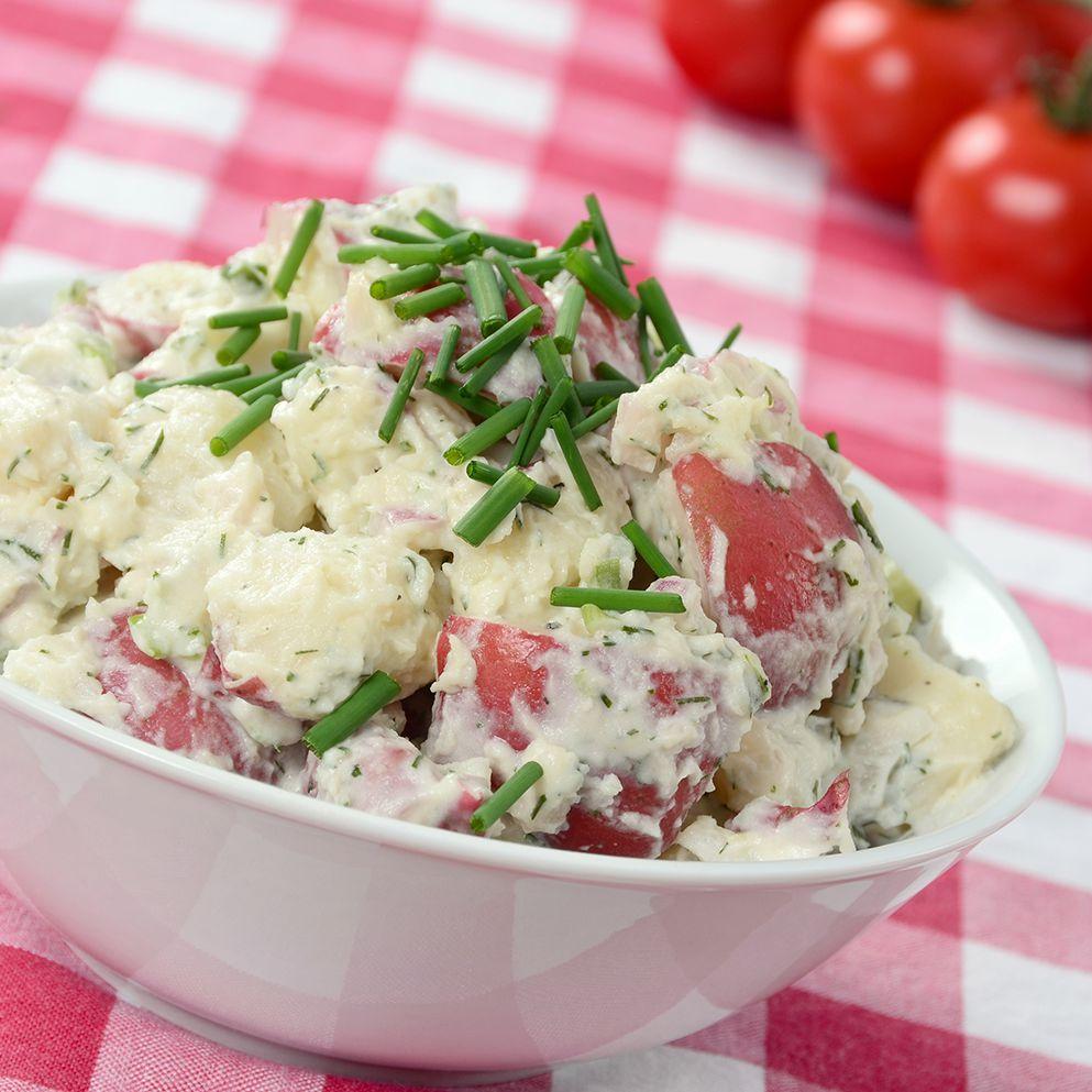 Potato Salad Recipe Using Sour Cream