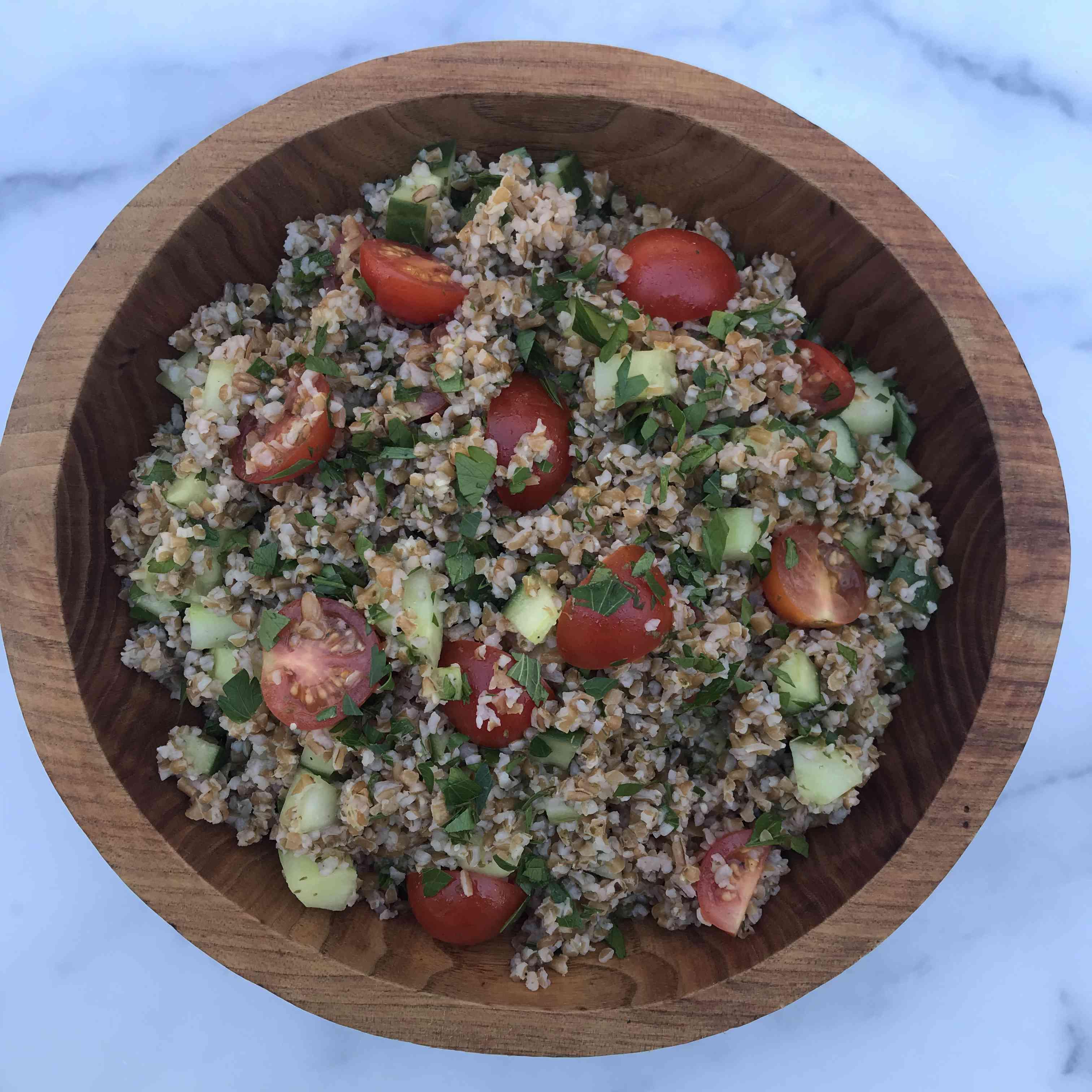 Classic Tabbouleh Salad Tester Image