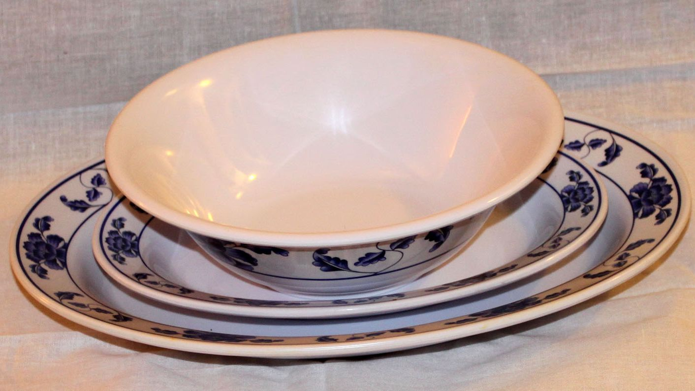 Possible Health Risks Of Melamine Tableware