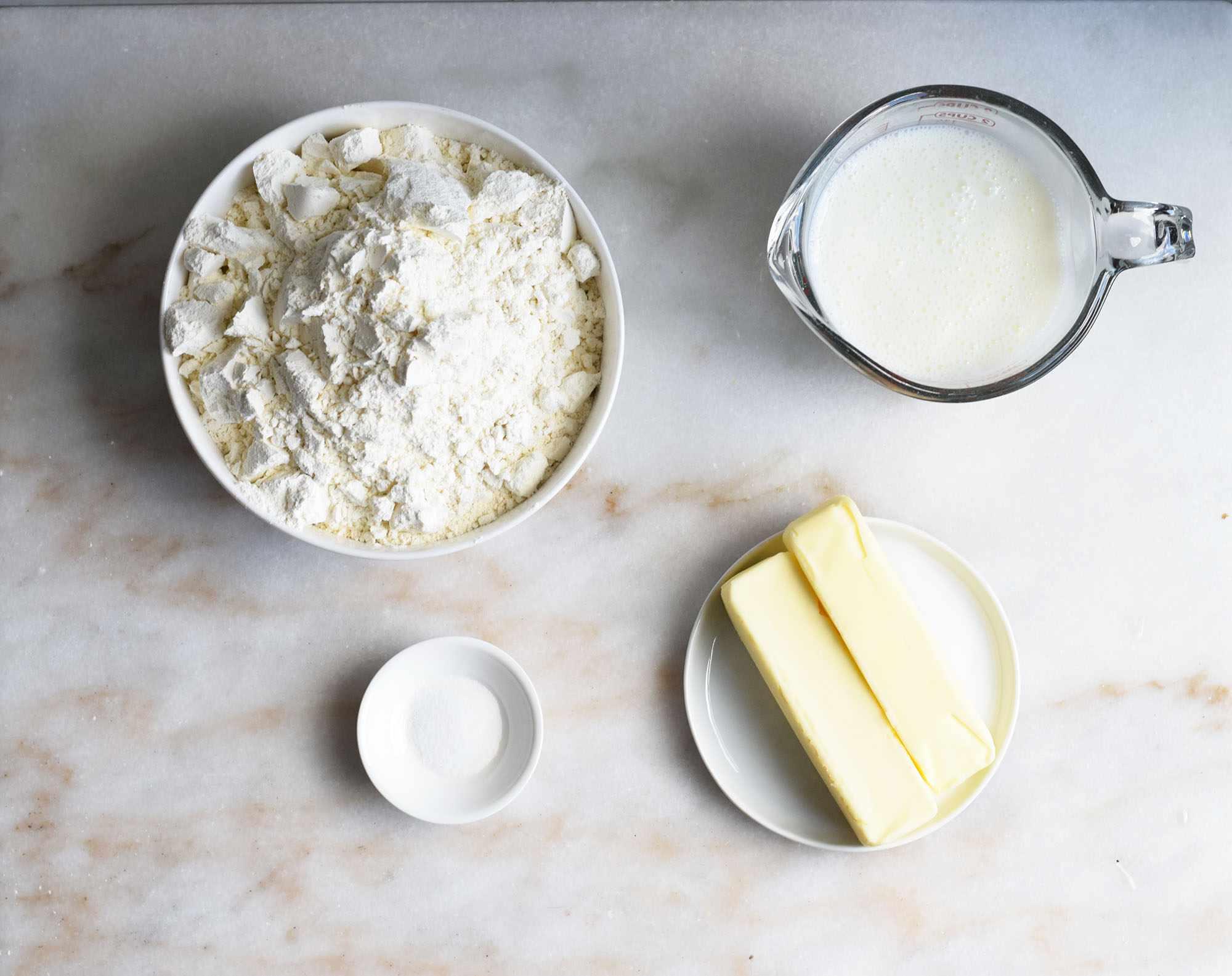buttermilk biscuits ingredients