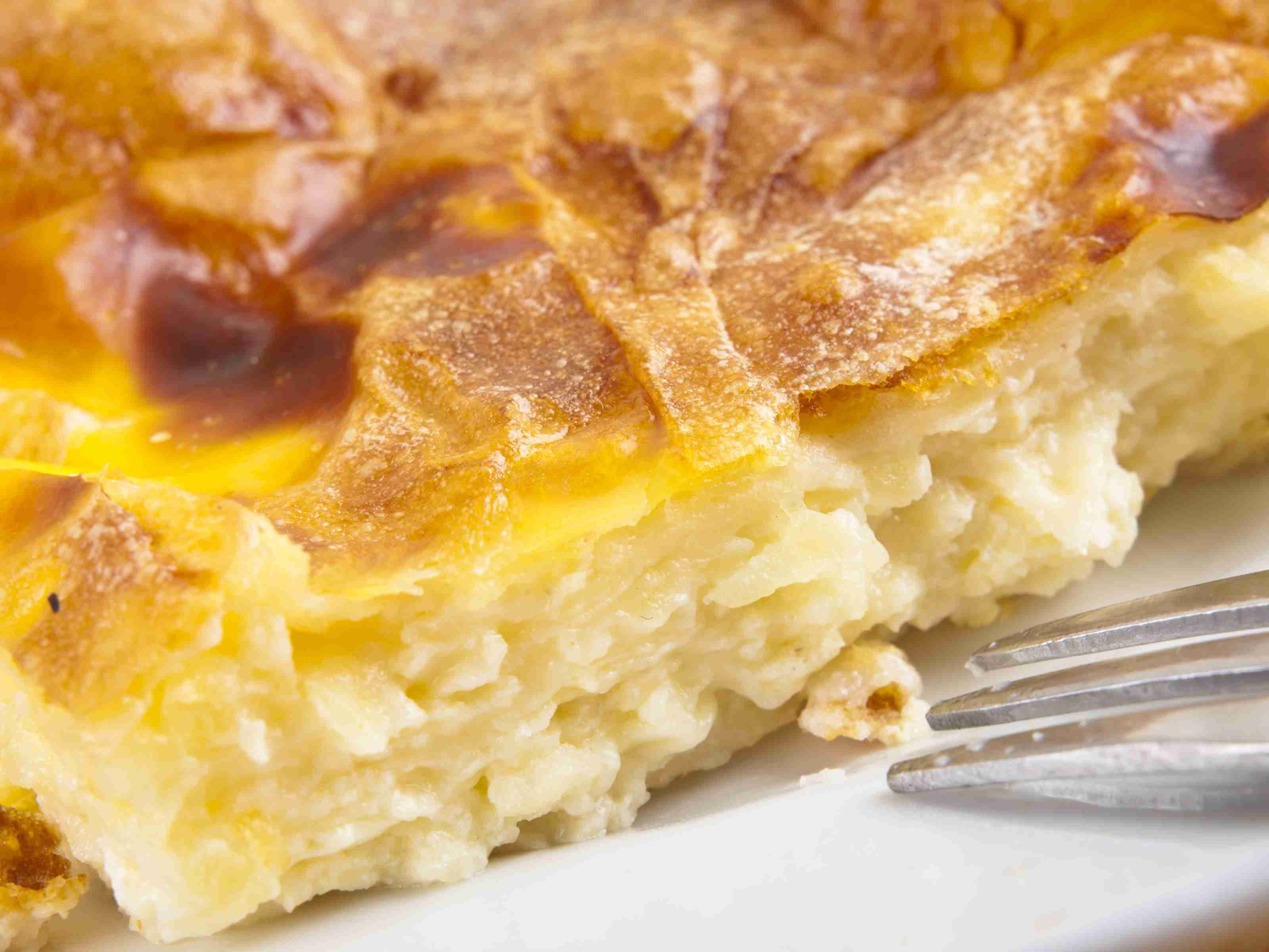 Feta cheese pie