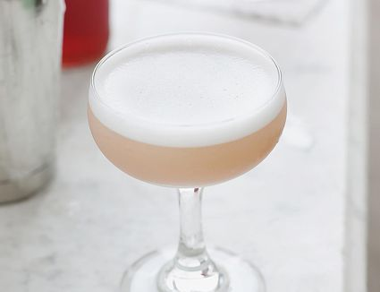 Tanqueray Gin's The Malacca Flip Cocktail Recipe
