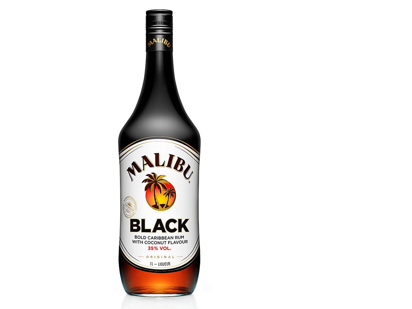 A Critique of Malibu Black Coconut Rum