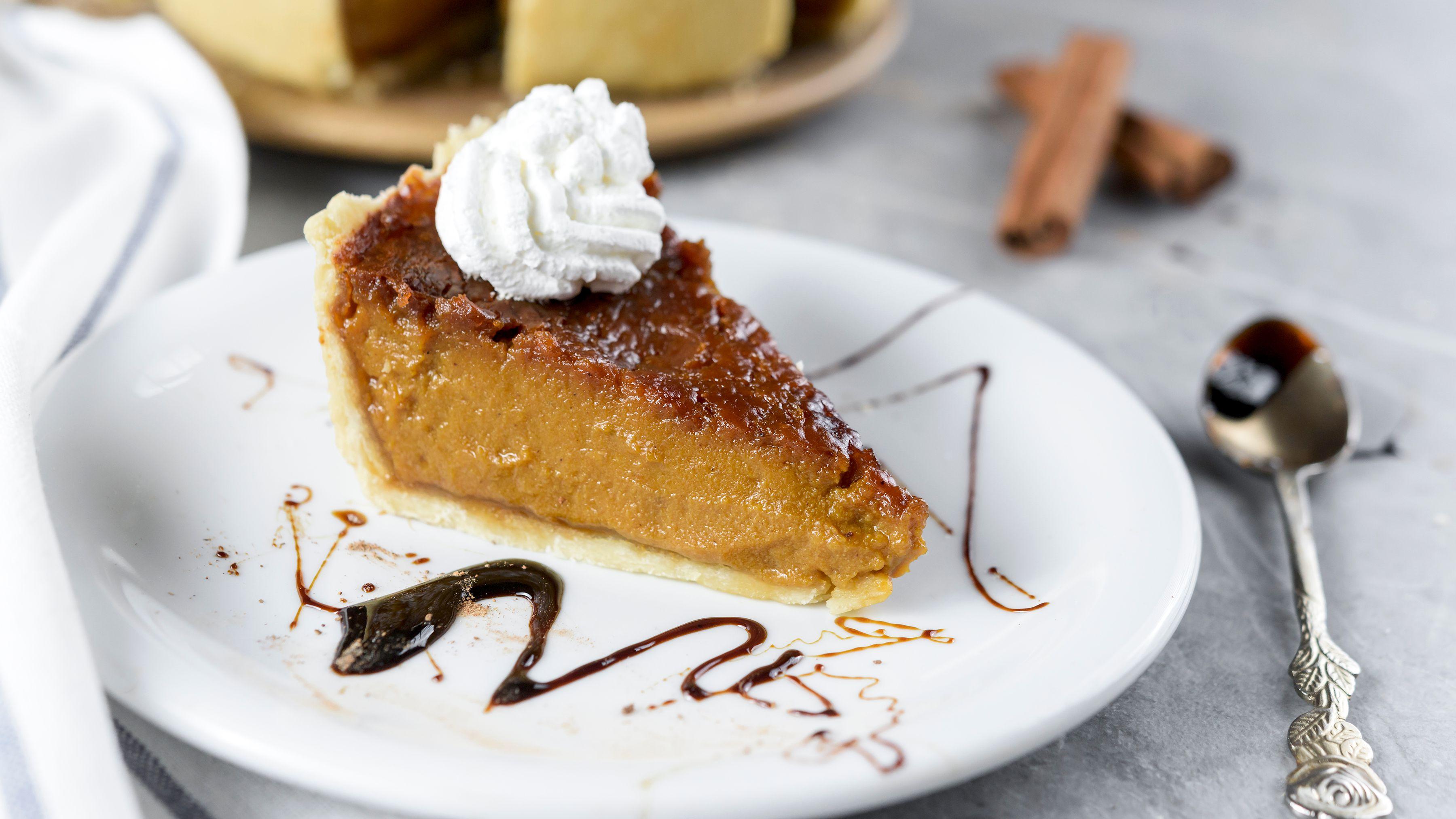 Quick And Easy Vegan Pumpkin Pie Recipe