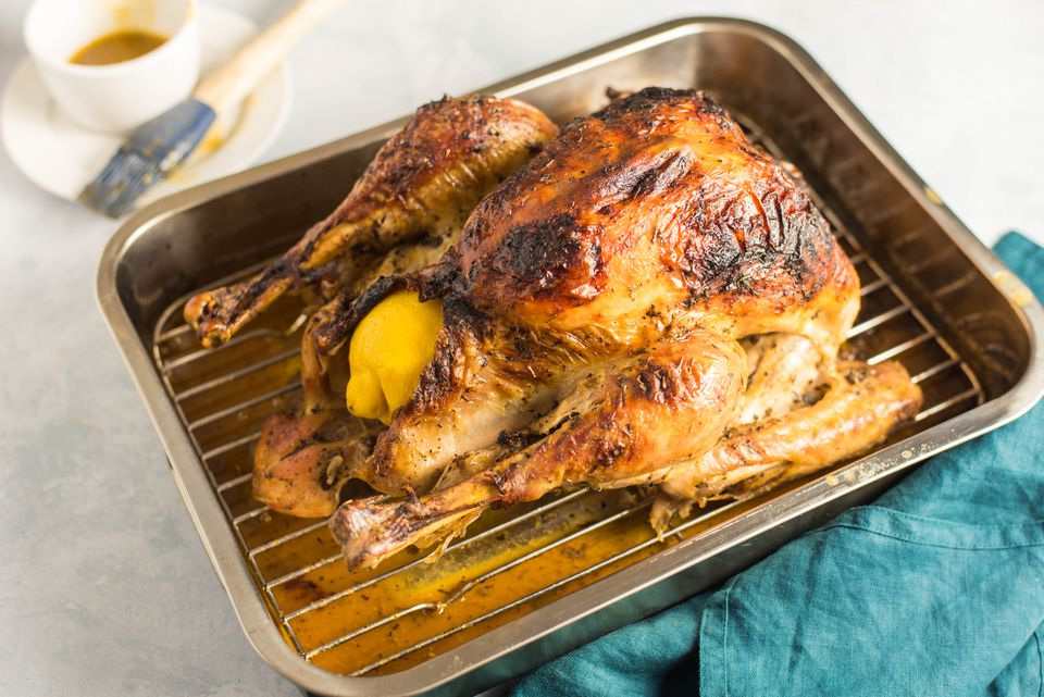 Turkey basting recipe