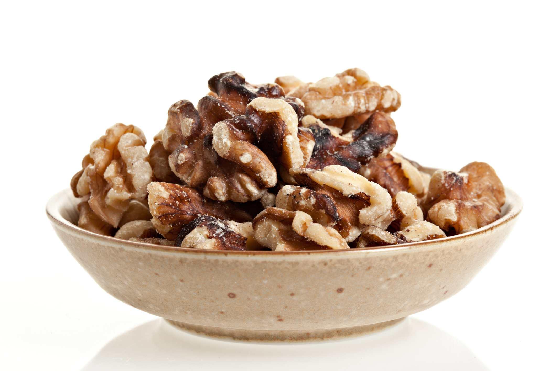 Shelled Black Walnuts