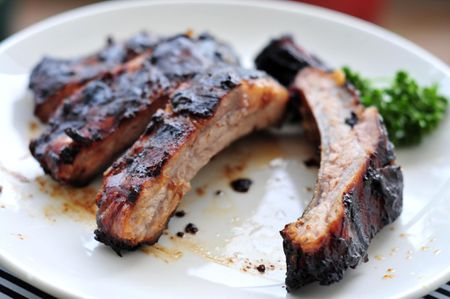 Chinese Spare Ribs Recipe With Hoisin Sauce Recipe