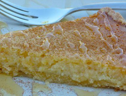 Greek Honey Pie or Melopita