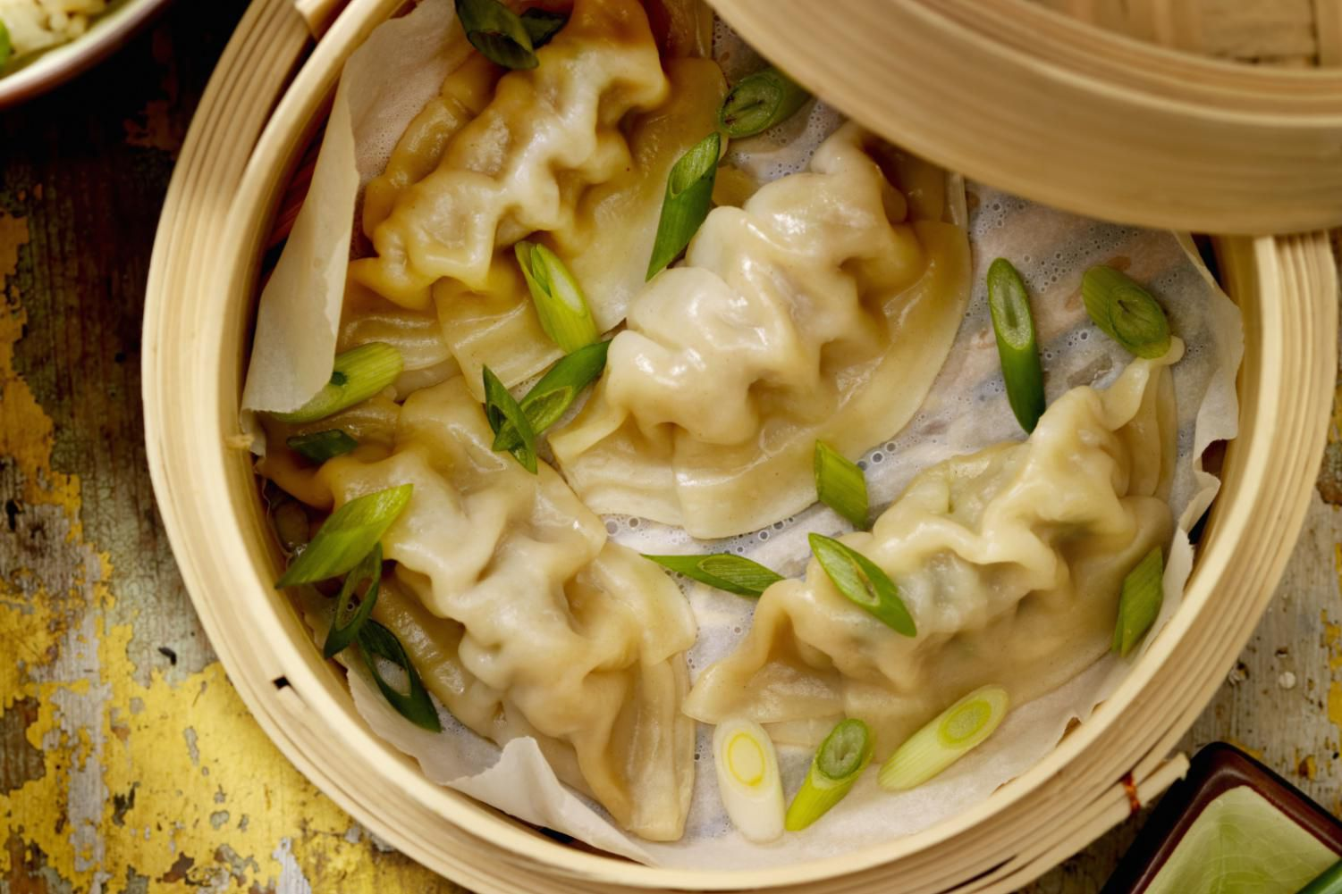 How to Make Delectable Vegetarian Potstickers