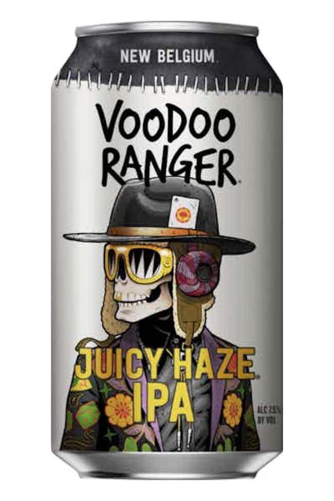 New Belgium Voodoo Ranger Juicy Haze IPA