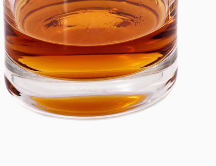 Pimento Dram in highball glass