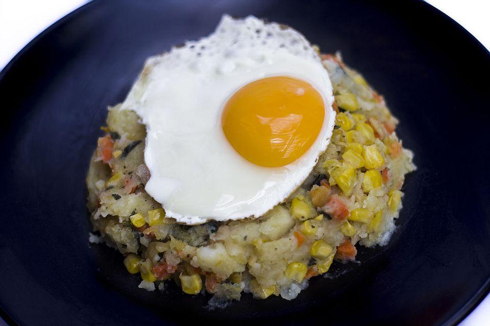 Charquican - Stefan chileno de carne de res