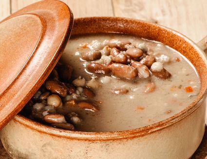 Dutch Brown Bean Soup