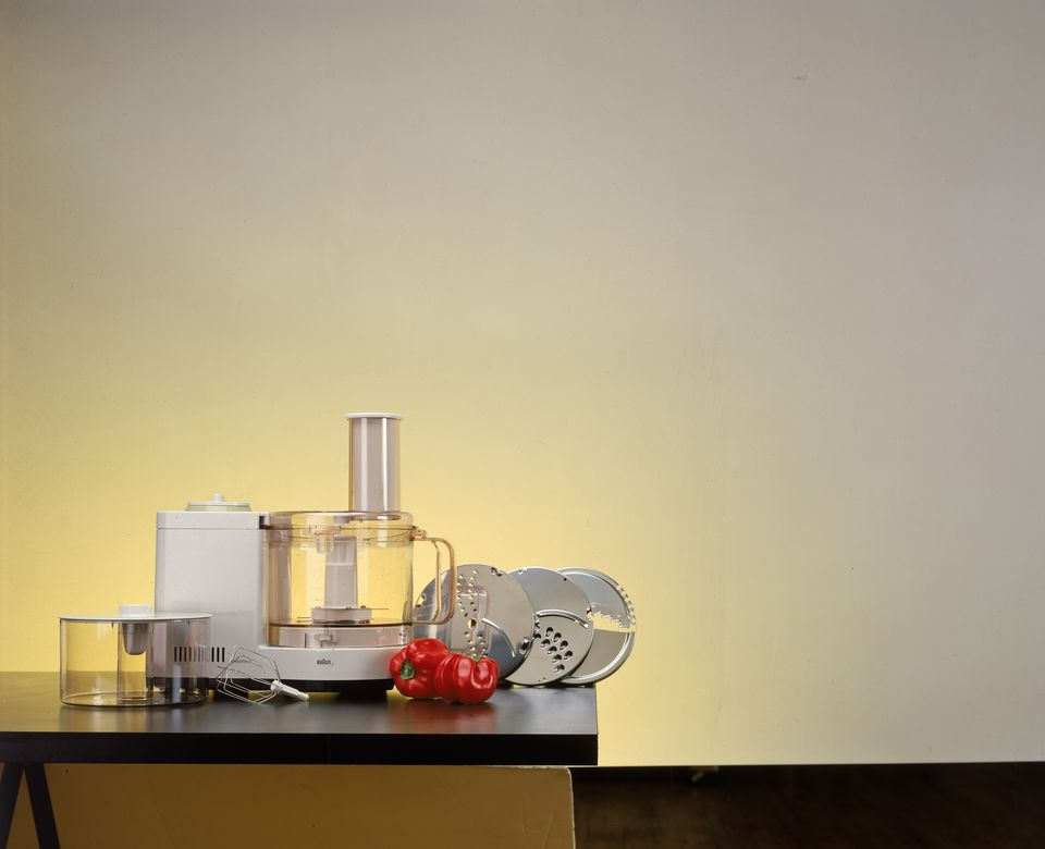 Food Processor And Accessories