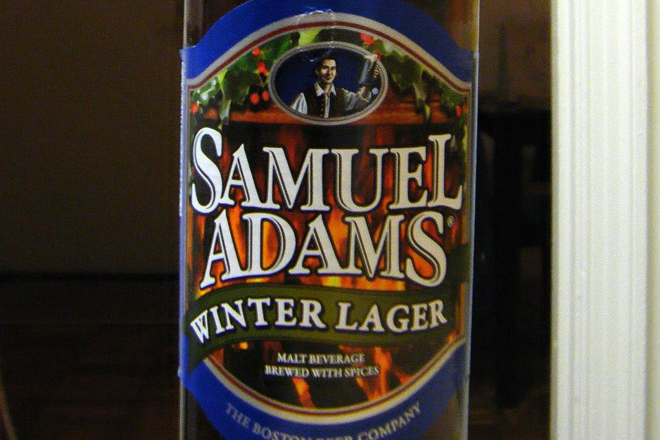 Samuel Adams' Winter Lager
