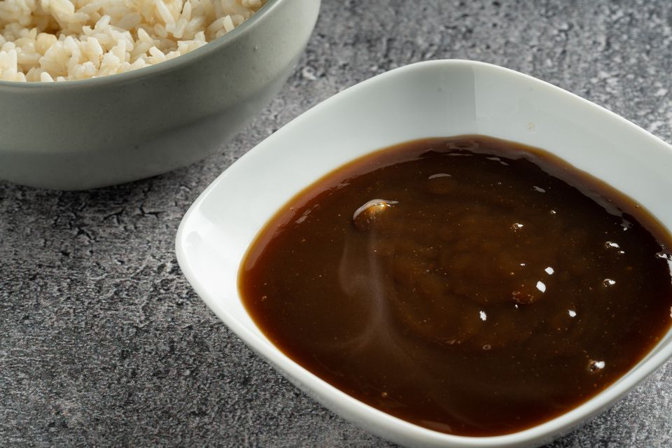 Chinese Brown Sauce