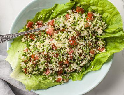 Tabouleh wheat salad