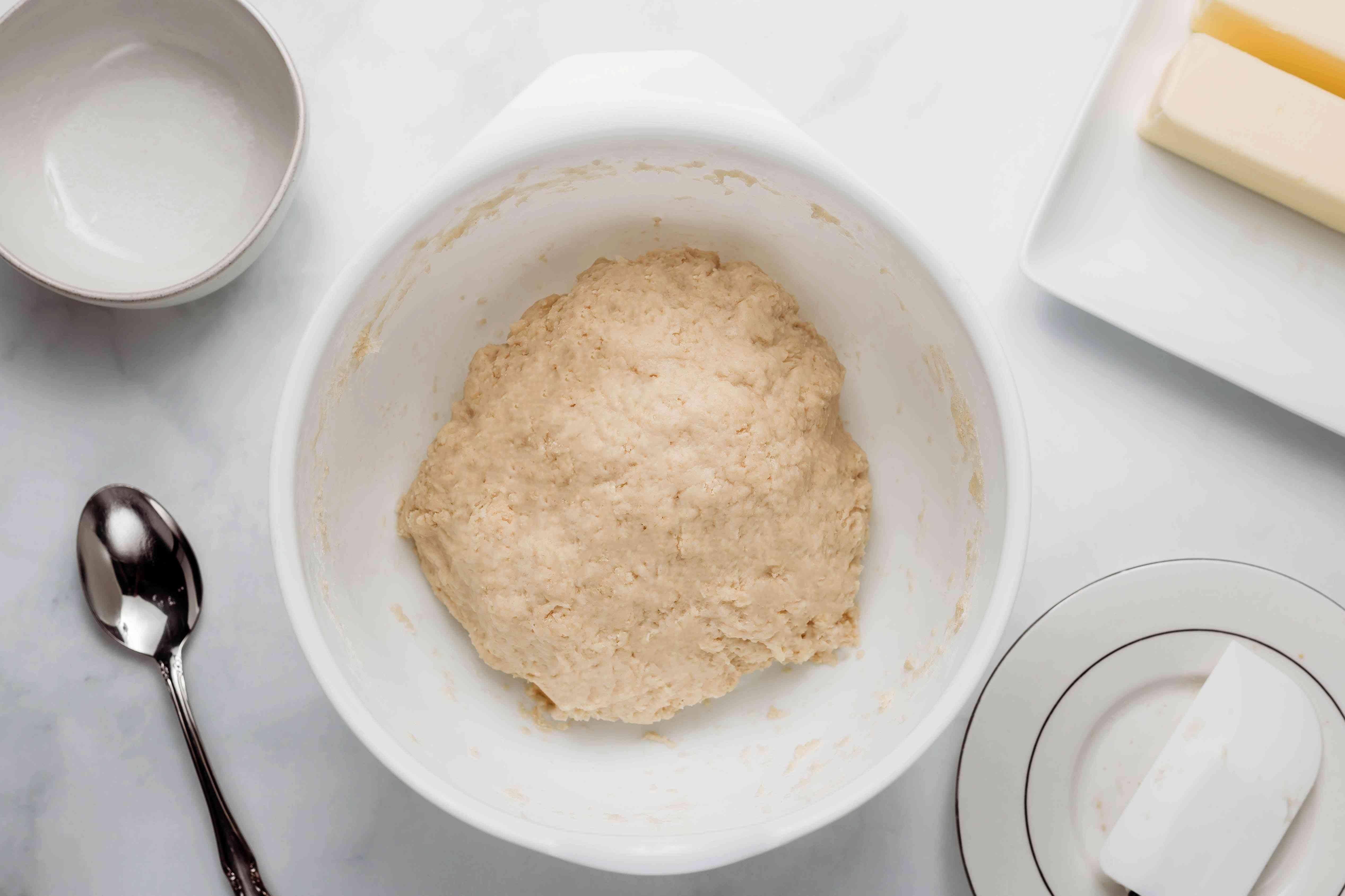 Cronut Dough in a bowl
