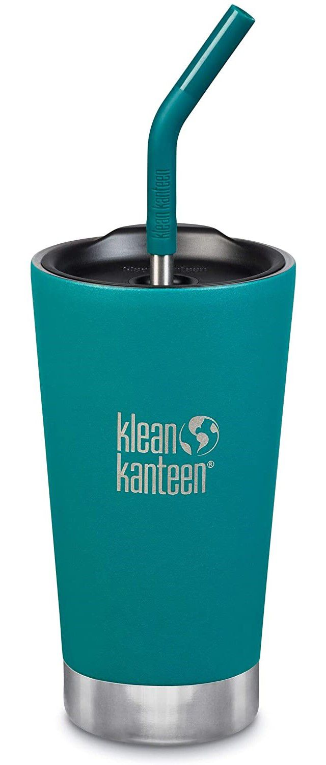 Klean Kanteen Insulated Tumbler With Straw