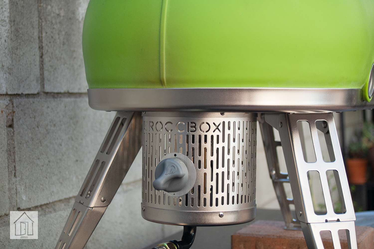 Roccbox Portable Wood and Gas Pizza Oven
