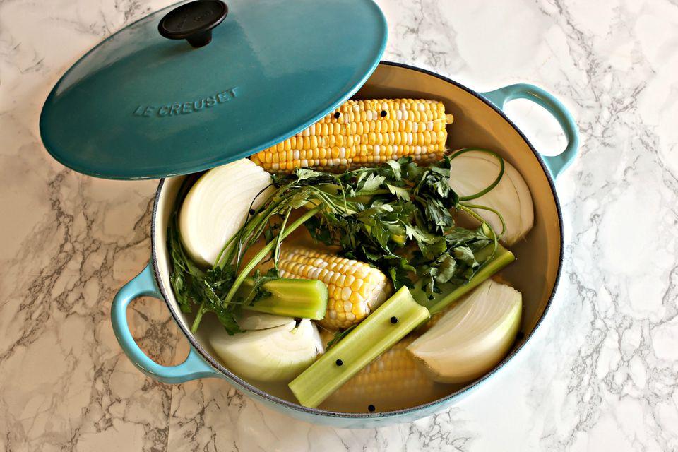 Corn Stock