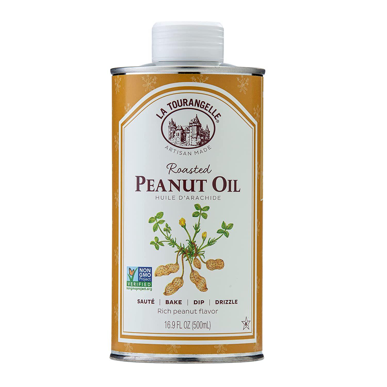 La Tourangelle Roasted Peanut Oil