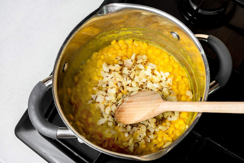 Indian Yellow Split Pea Dal