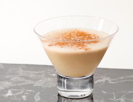 Dulce de Leche Cocktail With Bacardi Rum