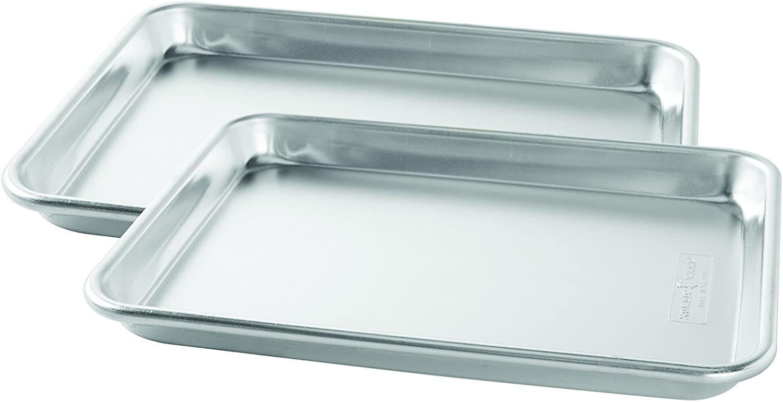 Nordic Ware Naturals Aluminum Quarter Sheet