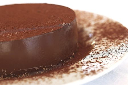 Try This Rich Chocolate Fudge Cake Recipe