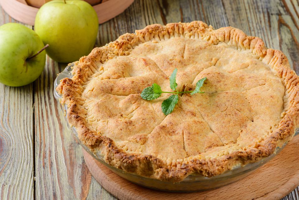Old fashioned gluten free apple pie recipe