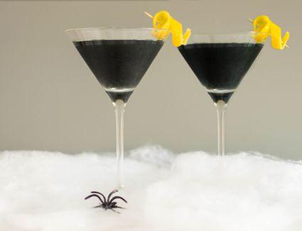 Black Martini Recipe