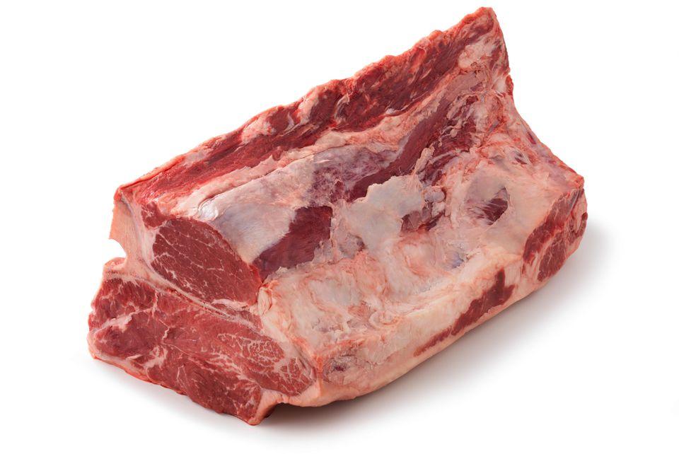 Beef short loin