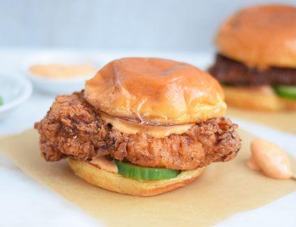 popeye's chicken sandwich