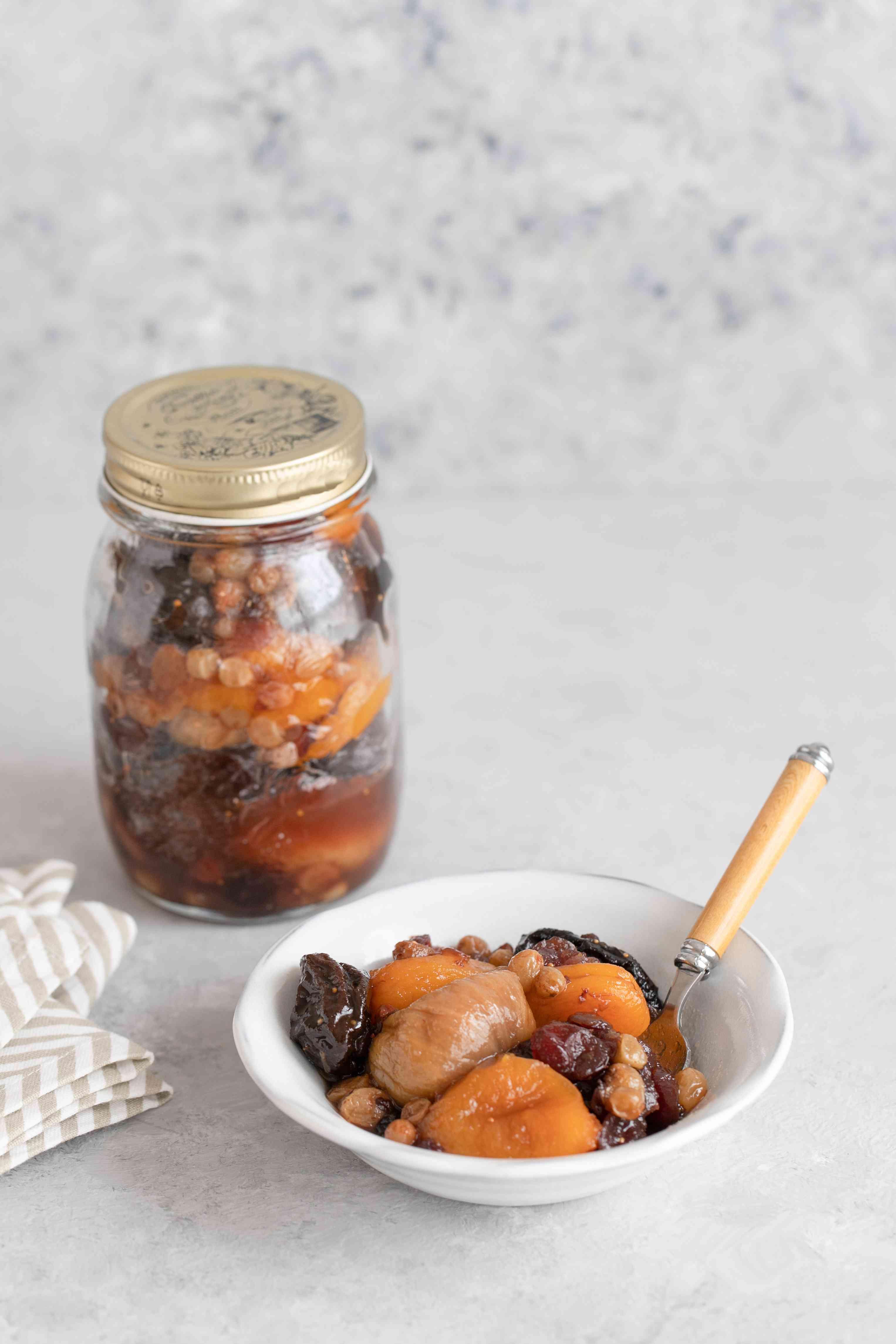 Polish Dried Fruit Compote (Kompot) Recipe