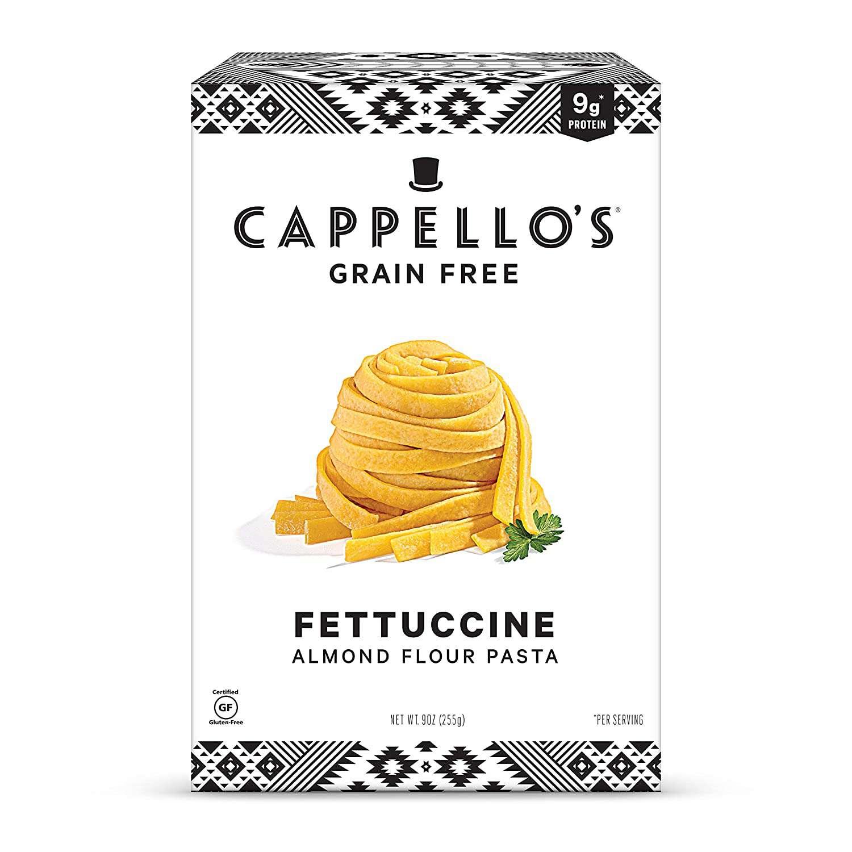 Cappello's Almond Flour Fettuccine