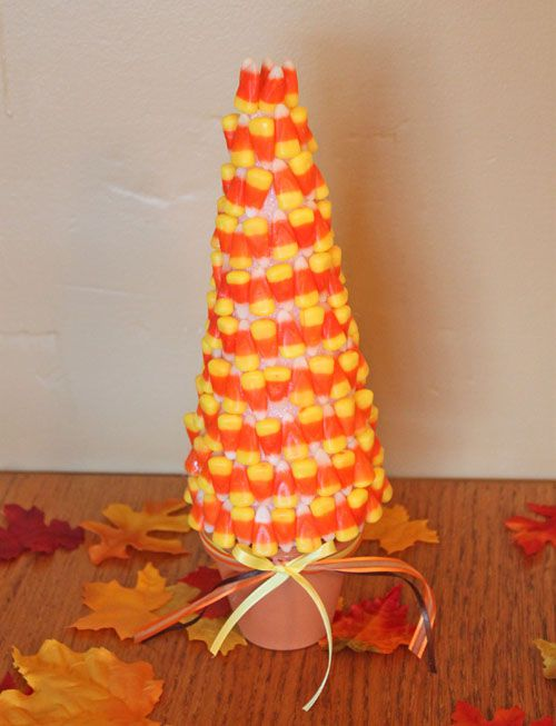 Candy Corn Tree picture
