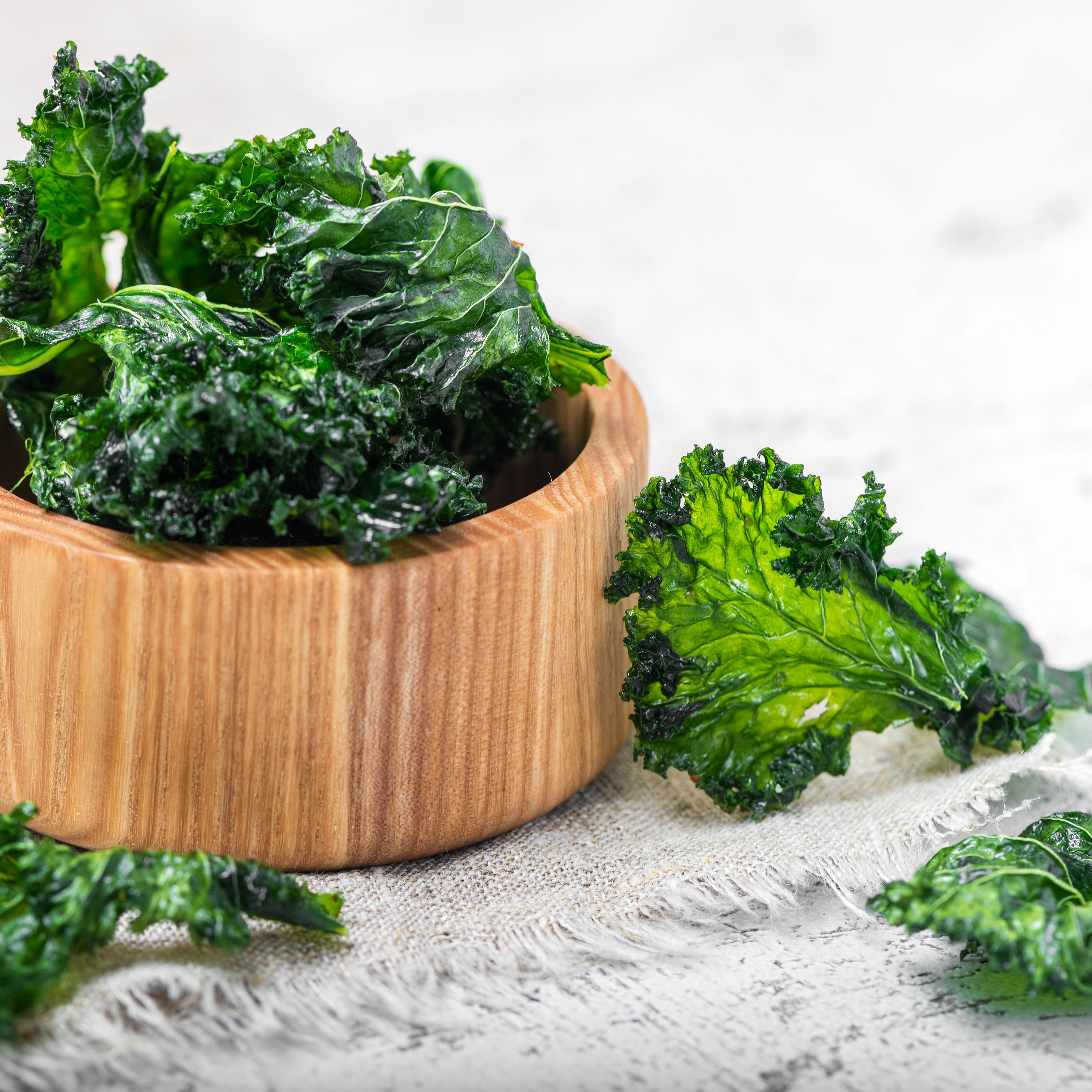 kale chips recipe for dehydrator Dehydrated Kale Chips