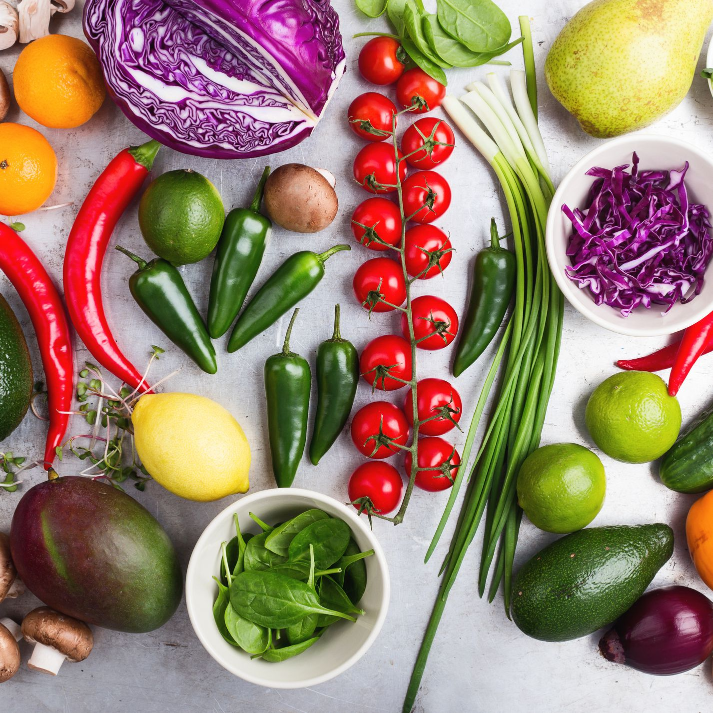 Cheapest Fruits and Vegetables Month-By-Month