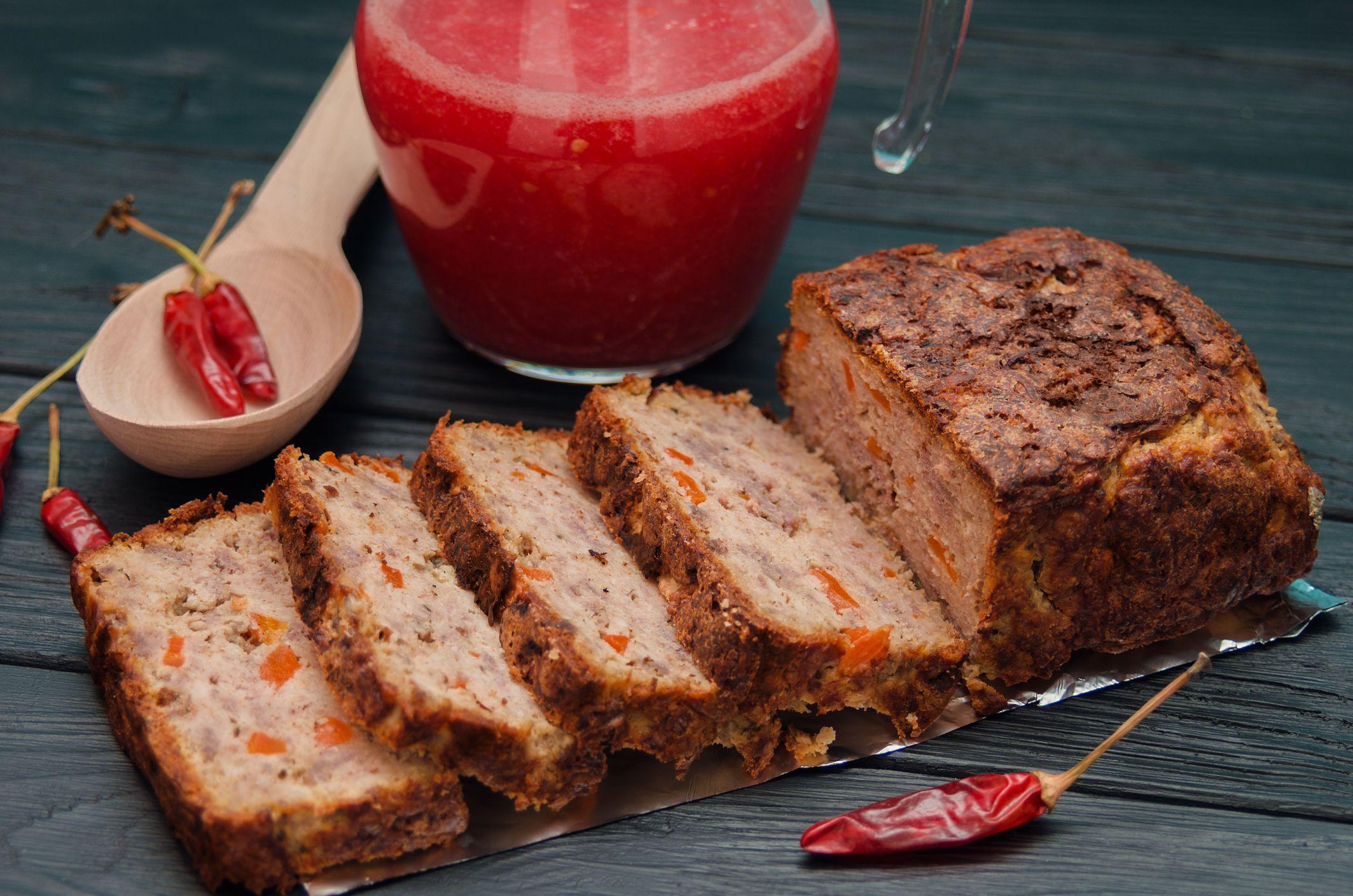 Grandma's Old-Fashioned Meatloaf Recipe