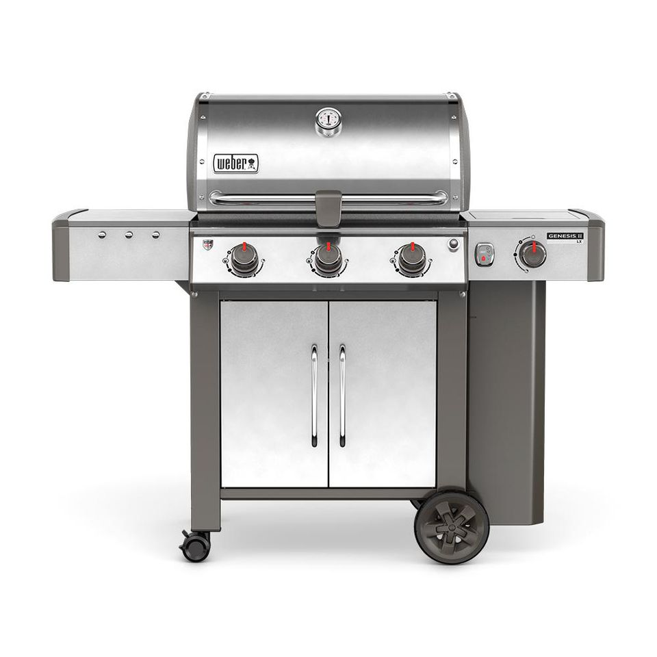 Weber Genesis S 310 >> Review Of The Weber Genesis Ii Lx S 340 Gas Grill