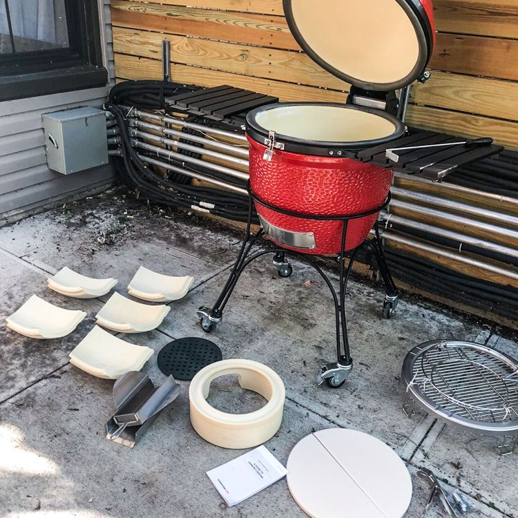 Kamado Joe Classic II Charcoal Grill Review