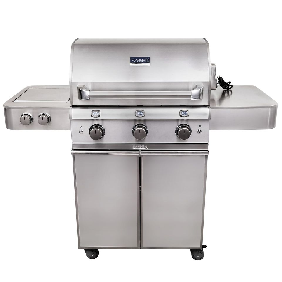 Saber SSE1500 3-Burner Infrared Gas Grill