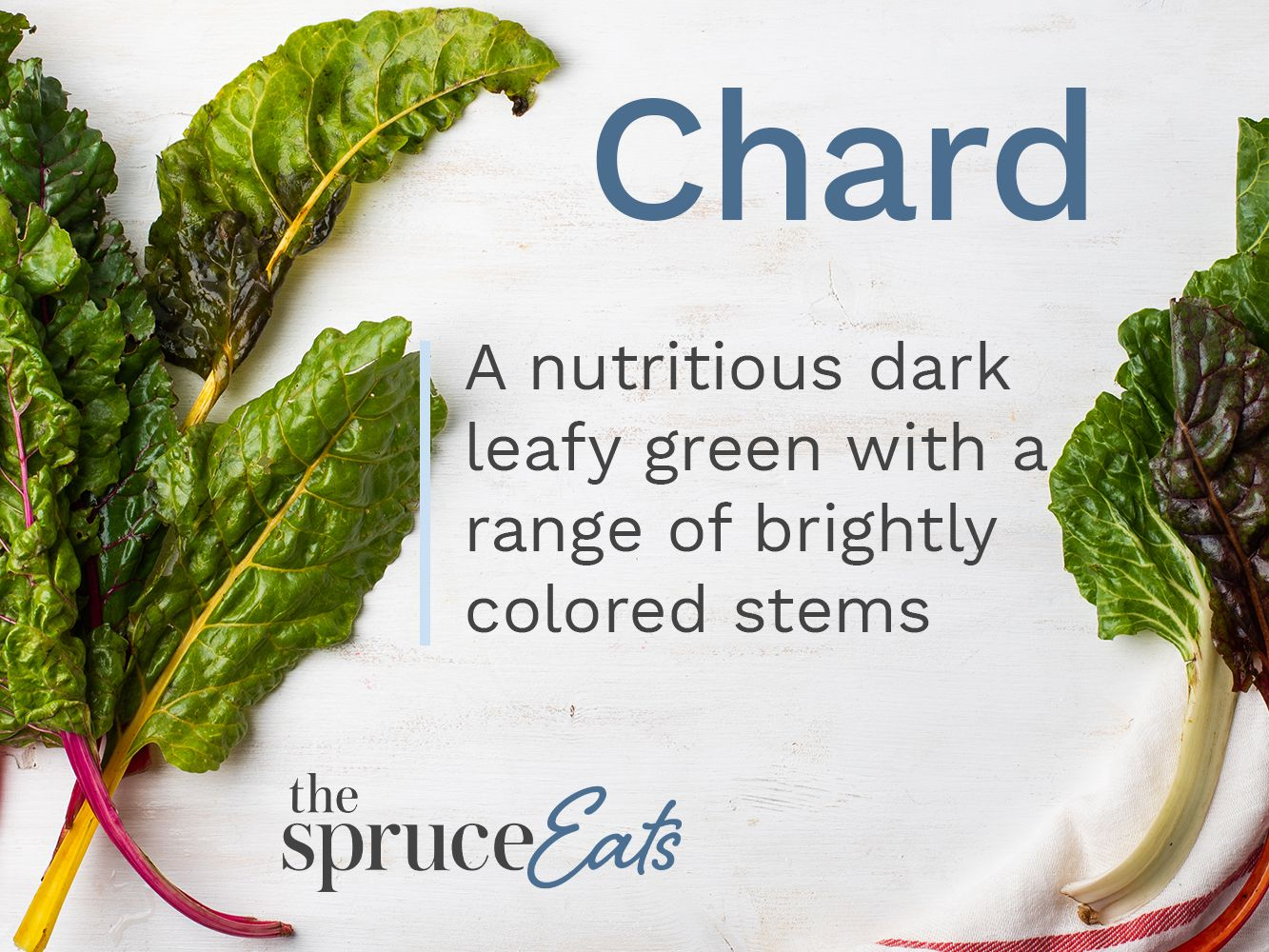 What Is Chard And How Is It Used