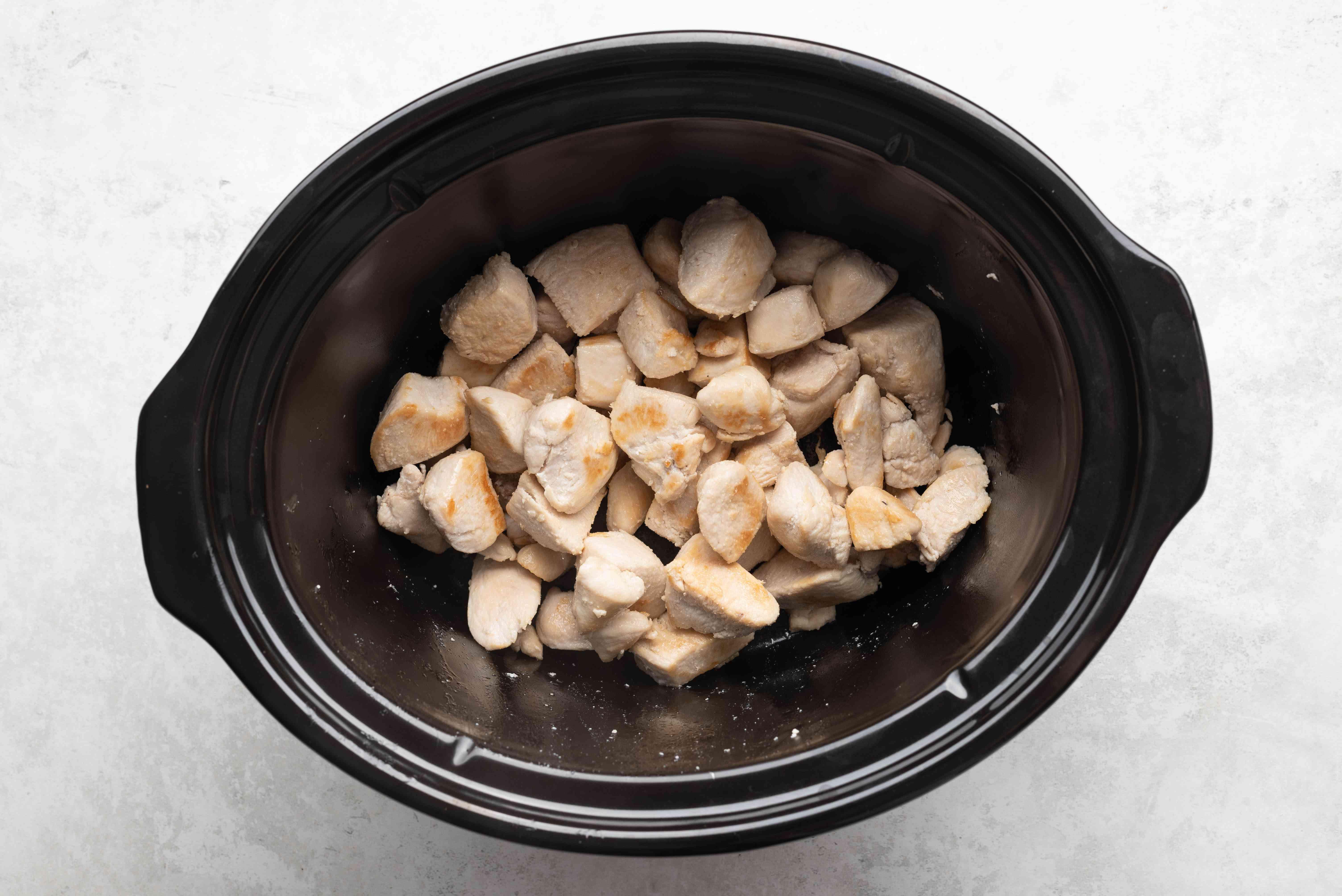 chicken in a crockpot