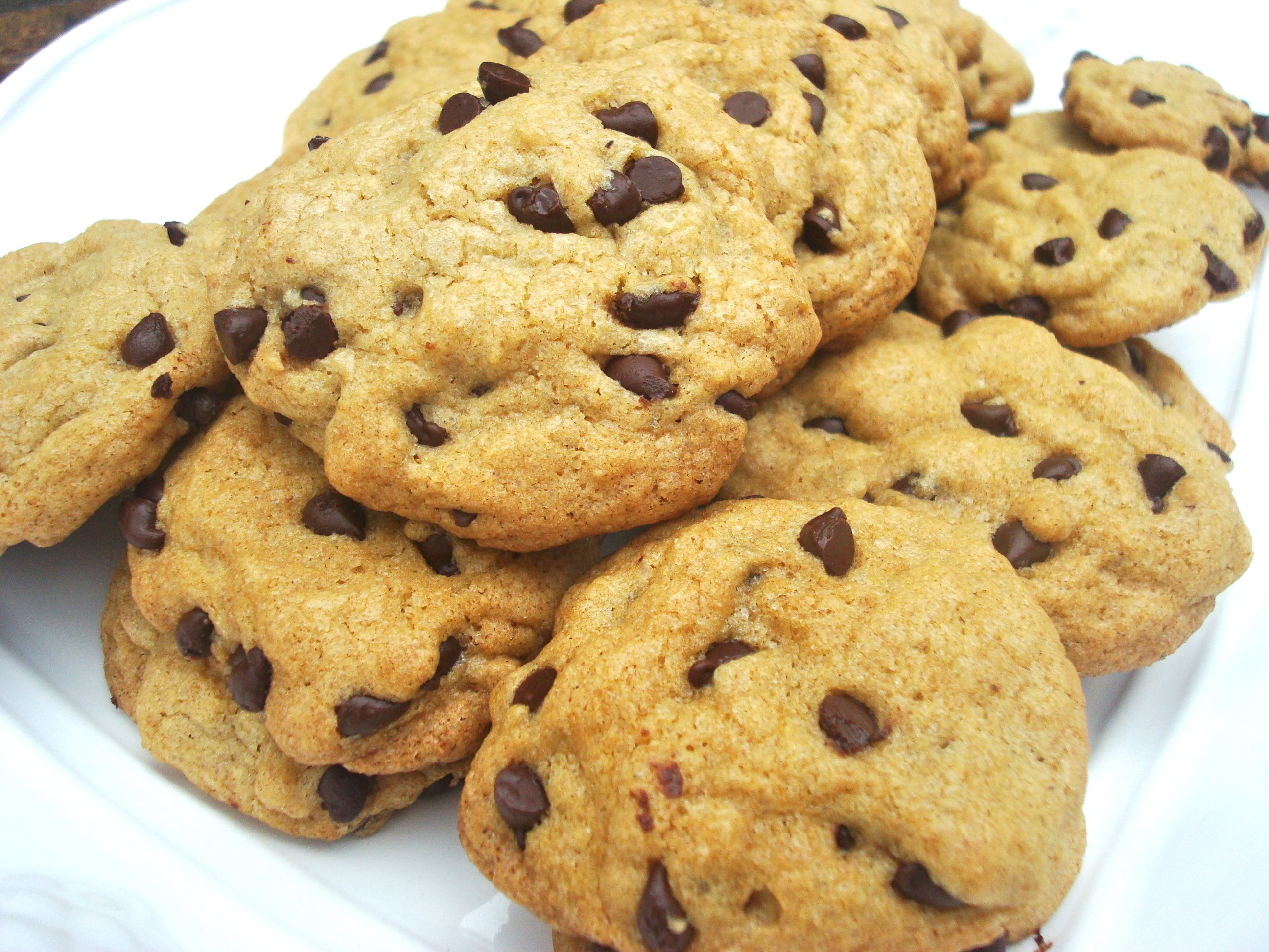 My Famous Chocolate Chip Cookies Recipe - Levana Cooks